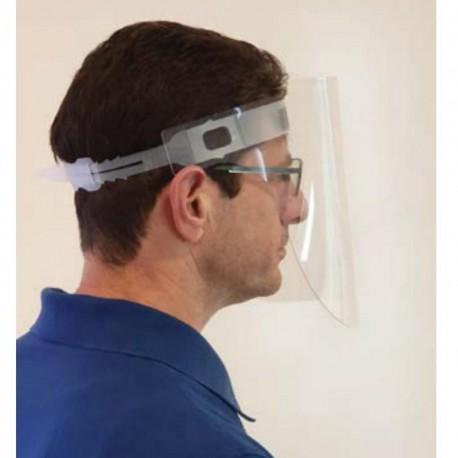 Viziera reutilizabila premium pentru protectie faciala