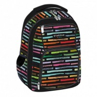 Rucsac Starpak Art Stripes