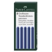 Rezerve lungi cerneala Faber-Castell 5 buc./set