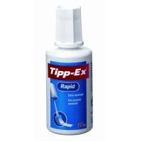 Fluid corector cu buretel Bic Tipp-Ex