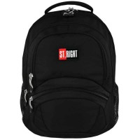 Rucsac ergonomic St.Right All Black