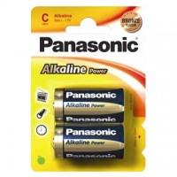 Baterie alcalina LR14 – C, set 2 bucati, Panasonic