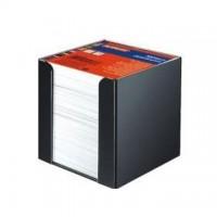 Cub hartie alba 700 file cu suport plastic, Herlitz