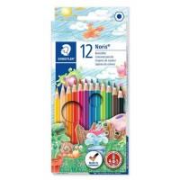 Creioane colorate Staedtler 12 culori Noris