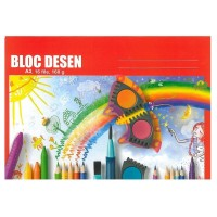 Bloc desen A3, 16 file, 160g/mp