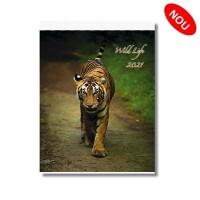 Calendar magnetic 2021 Wild Life