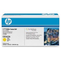 Cartus toner HP CE262A (648A) yellow
