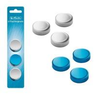 Magneti diametru 30mm, 6 buc./set, Herlitz Frozen Glam