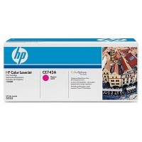 Cartus toner HP CE743A (307A) magenta