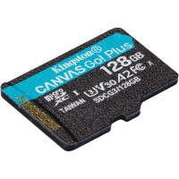 Card Micro SDXC 64 GB, clasa 10 UHS-I, Kingston