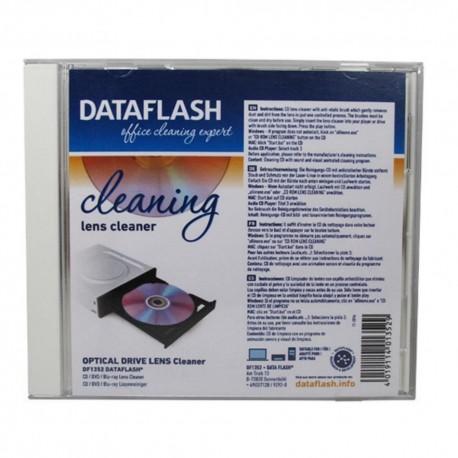 CD / DVD ROM cleaner, Data Flash