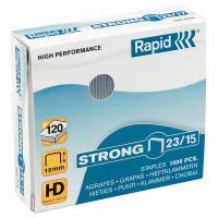 Capse Rapid Strong 23/15, 1000 buc./cutie