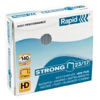 Capse Rapid Strong 23/17, 1000 buc./cutie