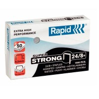 Capse Rapid Super Strong 24/8+, 1000 buc./cutie