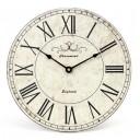 Ceas de perete diametru 30cm, Platinet December Vintage