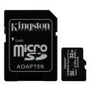 Card Micro SDHC 32 GB, clasa 10 UHS-I U3, 100MB/s, Kingston