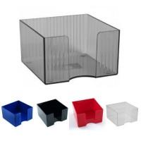 Suport plastic pentru cub 9x9cm, Flaro