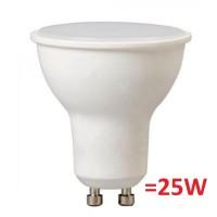 Bec LED GU10, 3W, 260 lumeni, 2700K, TED Electric