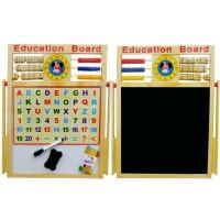 Tablita educationala magnetica cu numaratoare
