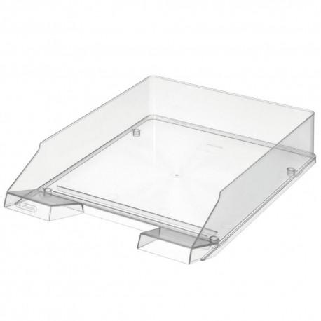 Tavita documente Herlitz clasic, cristal transparent