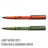 Stilou Lamy Safari 41 editie speciala 2021