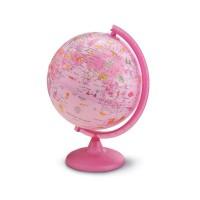 Glob PinkZoo 25 cm iluminat