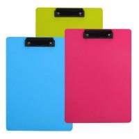 Clipboard simplu culori neon, A4, Deli