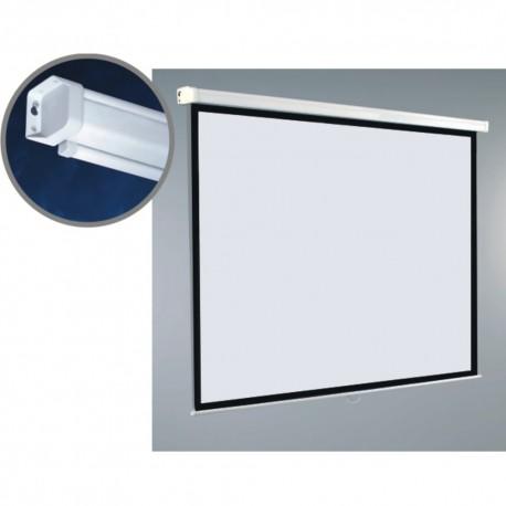Ecran proiectie de perete 153x153 cm, SMIT