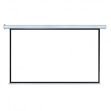 Ecran proiectie electric de perete 240x135 cm, 16:9, BlackMount