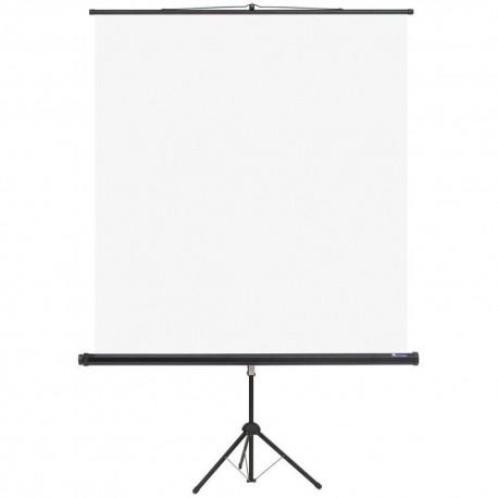 Ecran proiectie pe trepied 150x150 cm, Memoboards