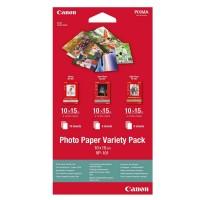 Hartie foto inkjet CANON Variety Pack VP-101, 10x15cm, 20 coli/top