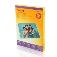 Hartie foto inkjet Kodak, 10x15cm, 200 g/mp, 50 coli/top