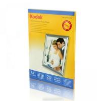 Hartie foto inkjet lucioasa Kodak, 13x18cm, 270 g/mp, 20 coli/top