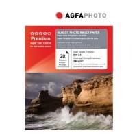 Hartie foto inkjet lucioasa AGFA Premium, A4, 240 g/mp, 20 coli/top