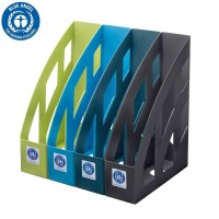Suport vertical pentru cataloage Herlitz Blue Angel
