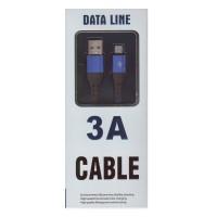 Cablu de date micro USB, 3 A, 1m, Data Line