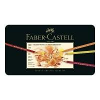 Creioane colorate Polychromos 120 culori Faber-Castell