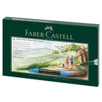 Set 16 markere acuarela, 2 capete, Faber-Castell Albrecht Durer