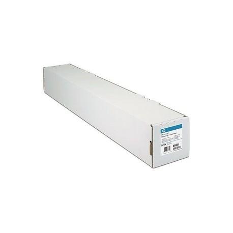Hartie HP ROLA Bright White Inkjet Paper A0+, 914mm x 45,7m, 90g