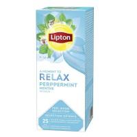 Lipton ceai menta 25 pliculete