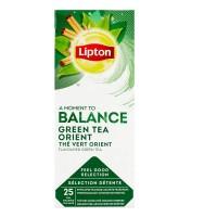 Lipton ceai verde Orient 25 plicutele