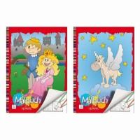 Carte de colorat A4, Herlitz, diverse teme