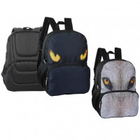 Rucsac cu 1 compartiment Herlitz Eyes of the Wild