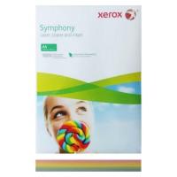 Hartie Xerox A4 color, 5x50 coli, mix pastel