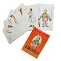 Carti de joc Pacalici Vintage, Noriel