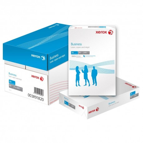 Hartie Xerox Business A3, 80g/mp, 500 coli/top