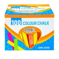 Creta color 100 buc./cutie S-Cool