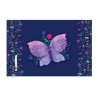 Mapa birou 40x60cm Butterfly, Koh-I-Noor