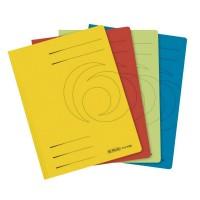 Dosar carton color plic Herlitz