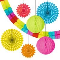 Set decoratiuni party 7 piese, Herlitz